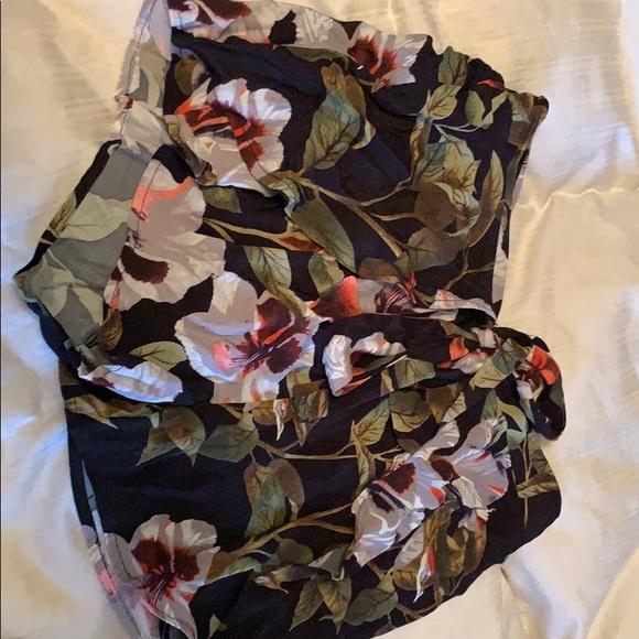 Pitaya Pants - High waisted shorts